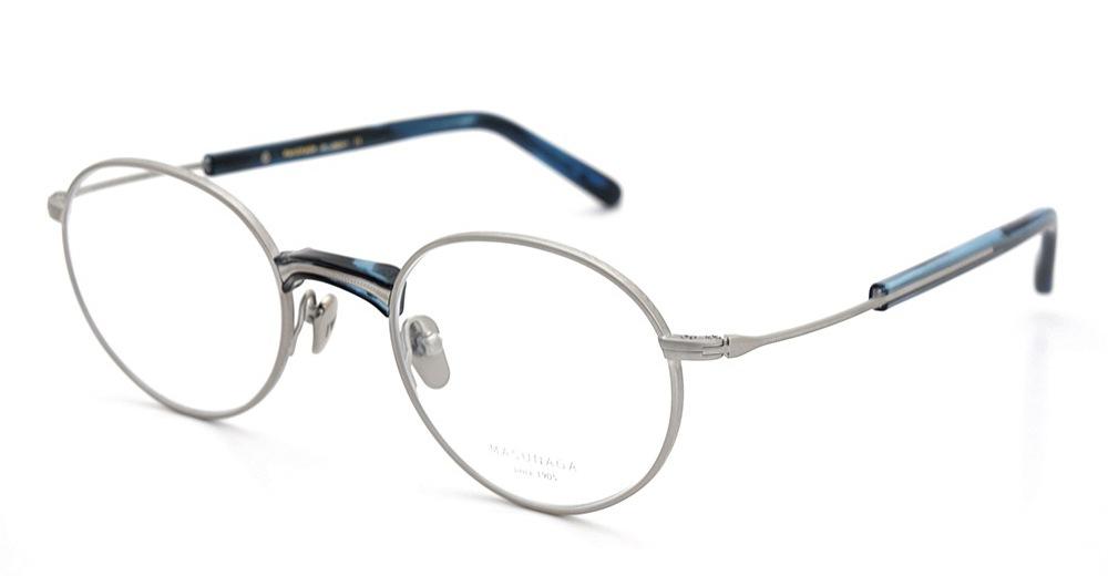 MASUNAGA G.M.S. GMS-108 #25 SLV/BLUE