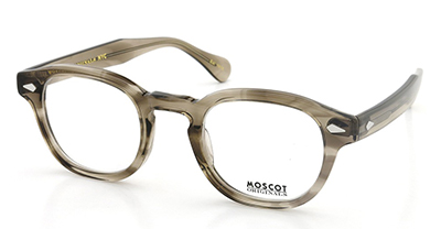 MOSCOT LEMTOSH 46 BROWN-ASH