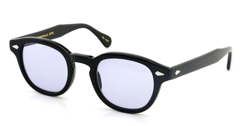 MOSCOT LEMTOSH SUN black L-purple