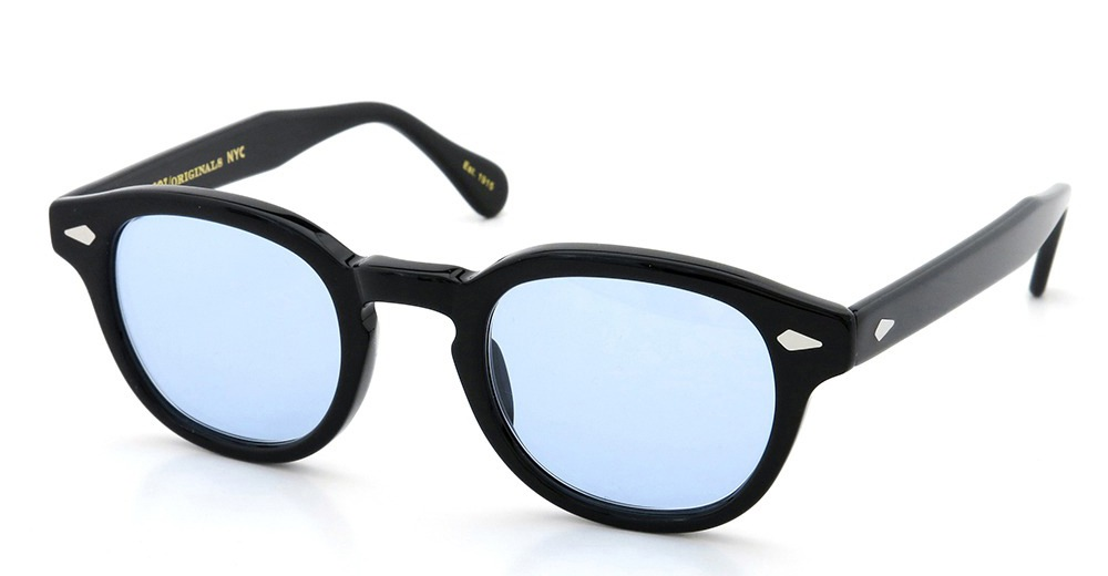 MOSCOT LEMTOSH SUN BLACK L-Blue