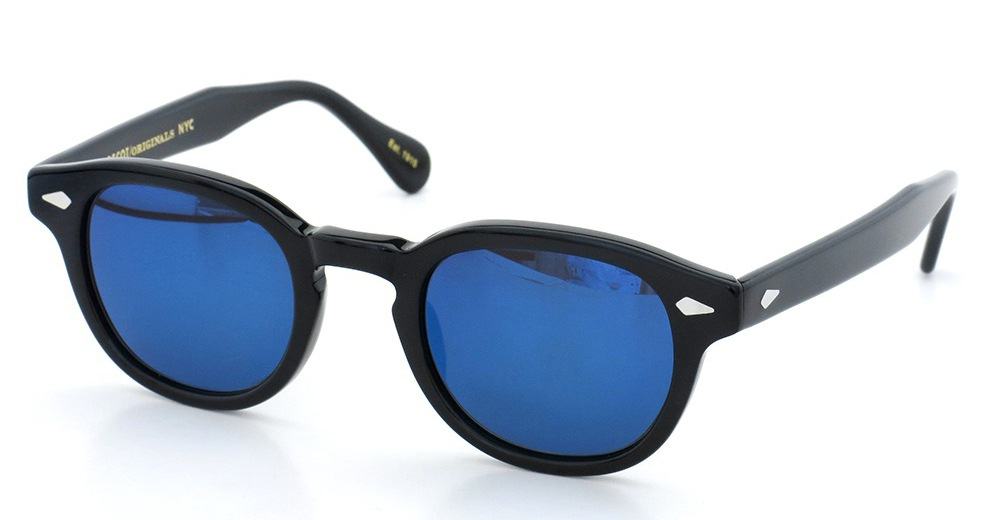 MOSCOT LEMTOSH SUN 46size black BM-Grey