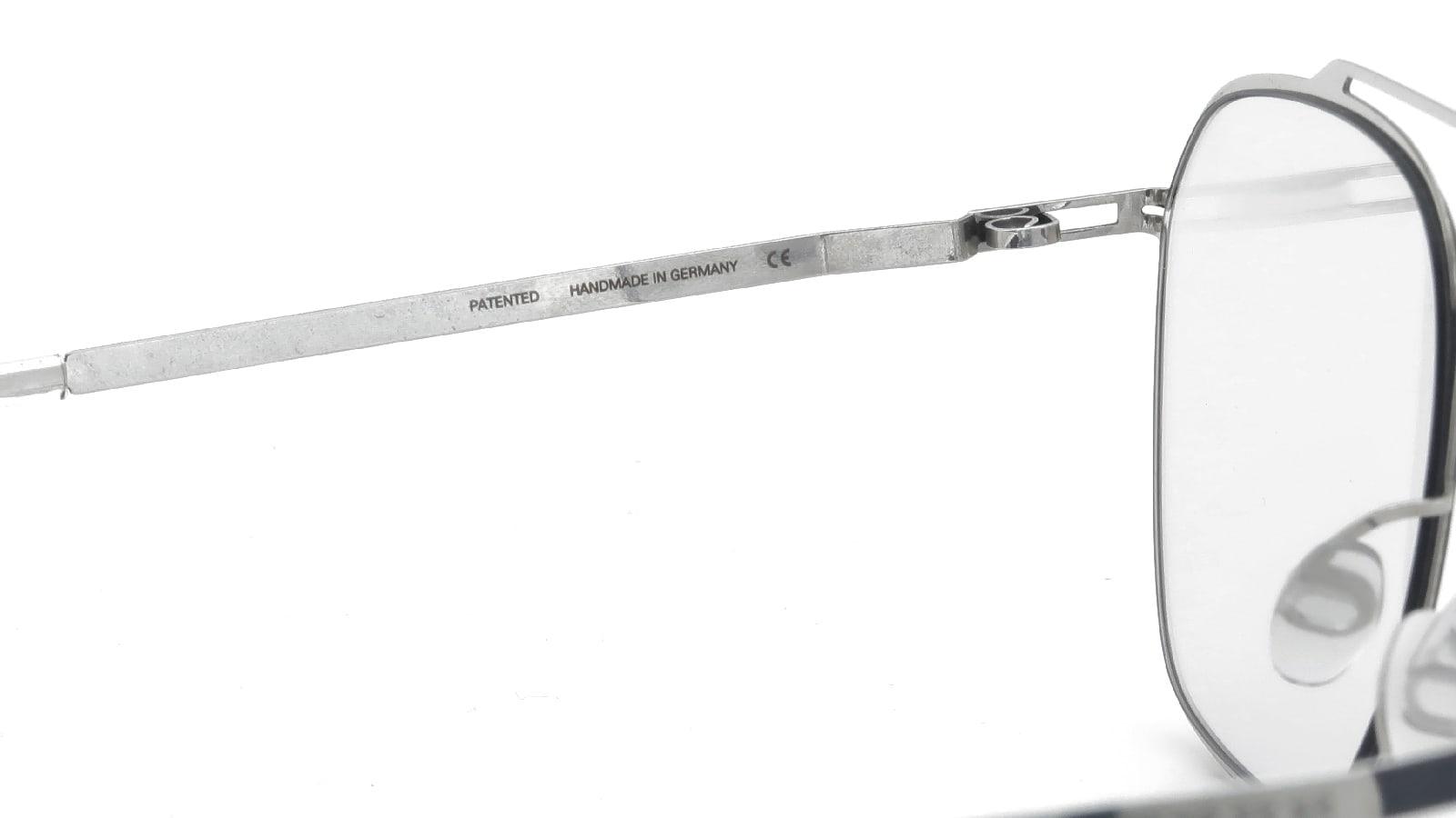 MYKITA + Maison Margiela MMCRAFT006 COL.051 Shiny Silver 9