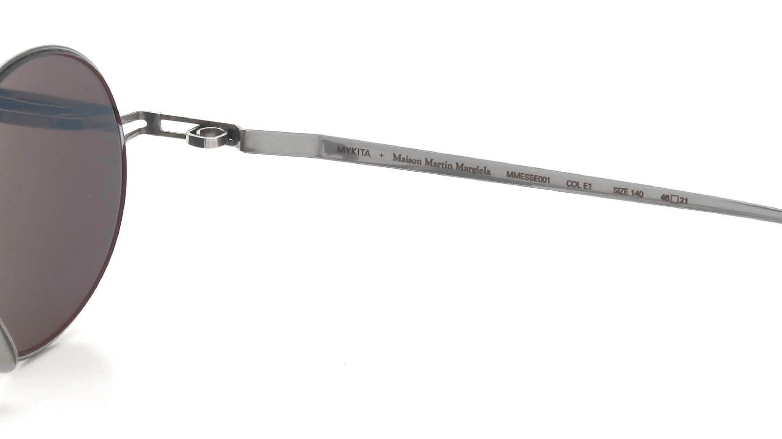 MYKITA + Maison Margiela MMESSE001 COL.E1 Silver /Silver Flash 10