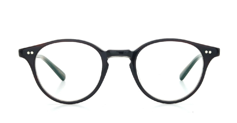 Mr.Leight MARMONT C 45size BLACK TORTOISE