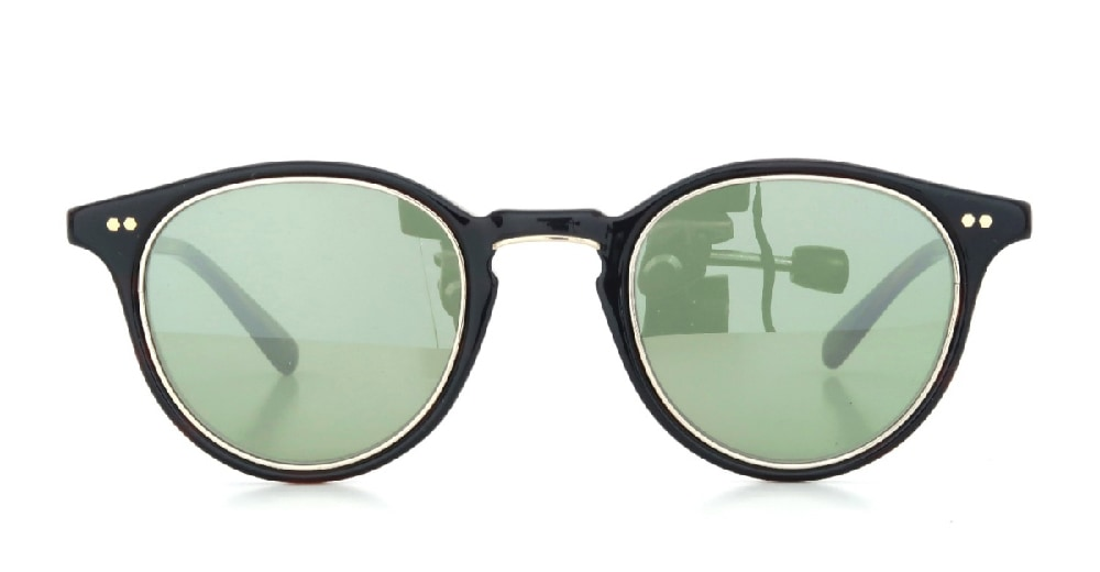 Mr.Leight MARMONT S 48size BLACK TORTOISE 12KG