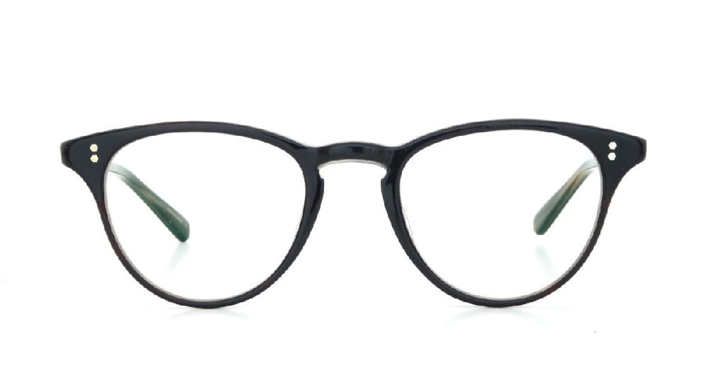 Mr.Leight RUNYON C 47size BLACK TORTOISE