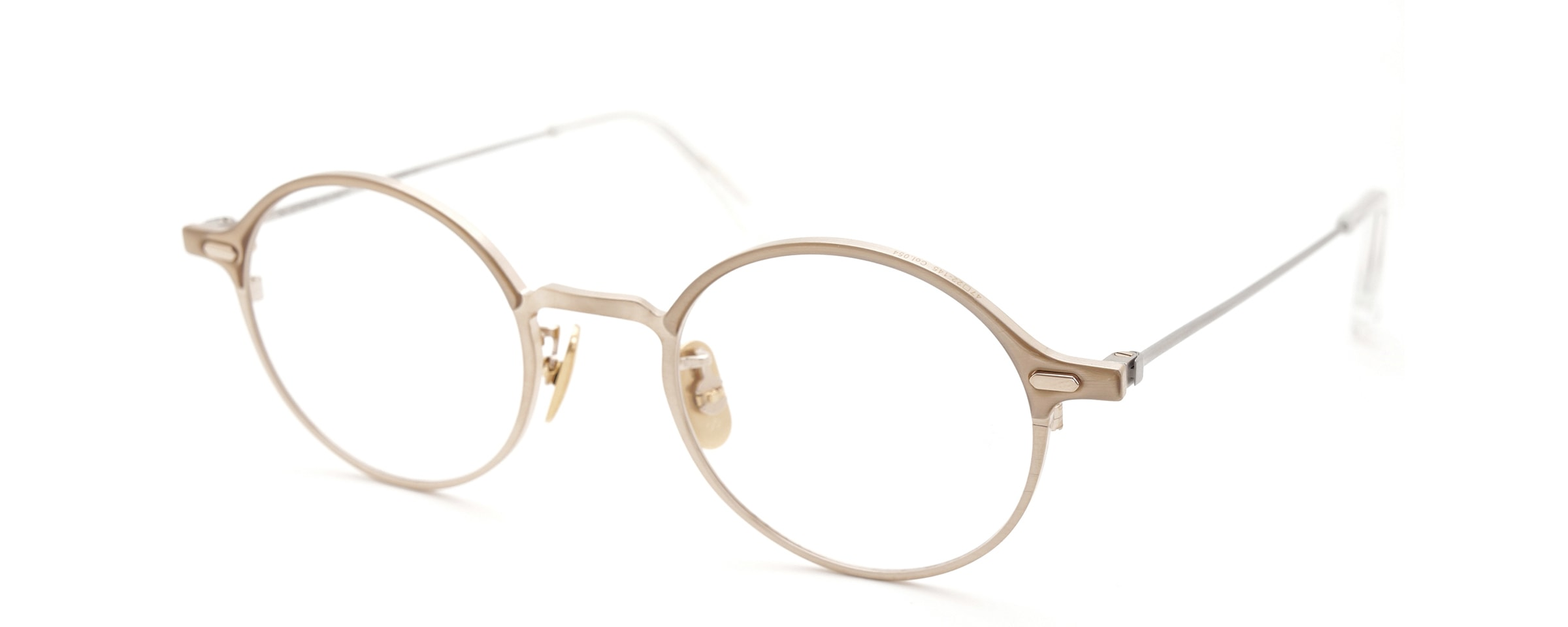 OG × OLIVER GOLDSMITH Re:RETRO SIX 47 リ:レトロシックス