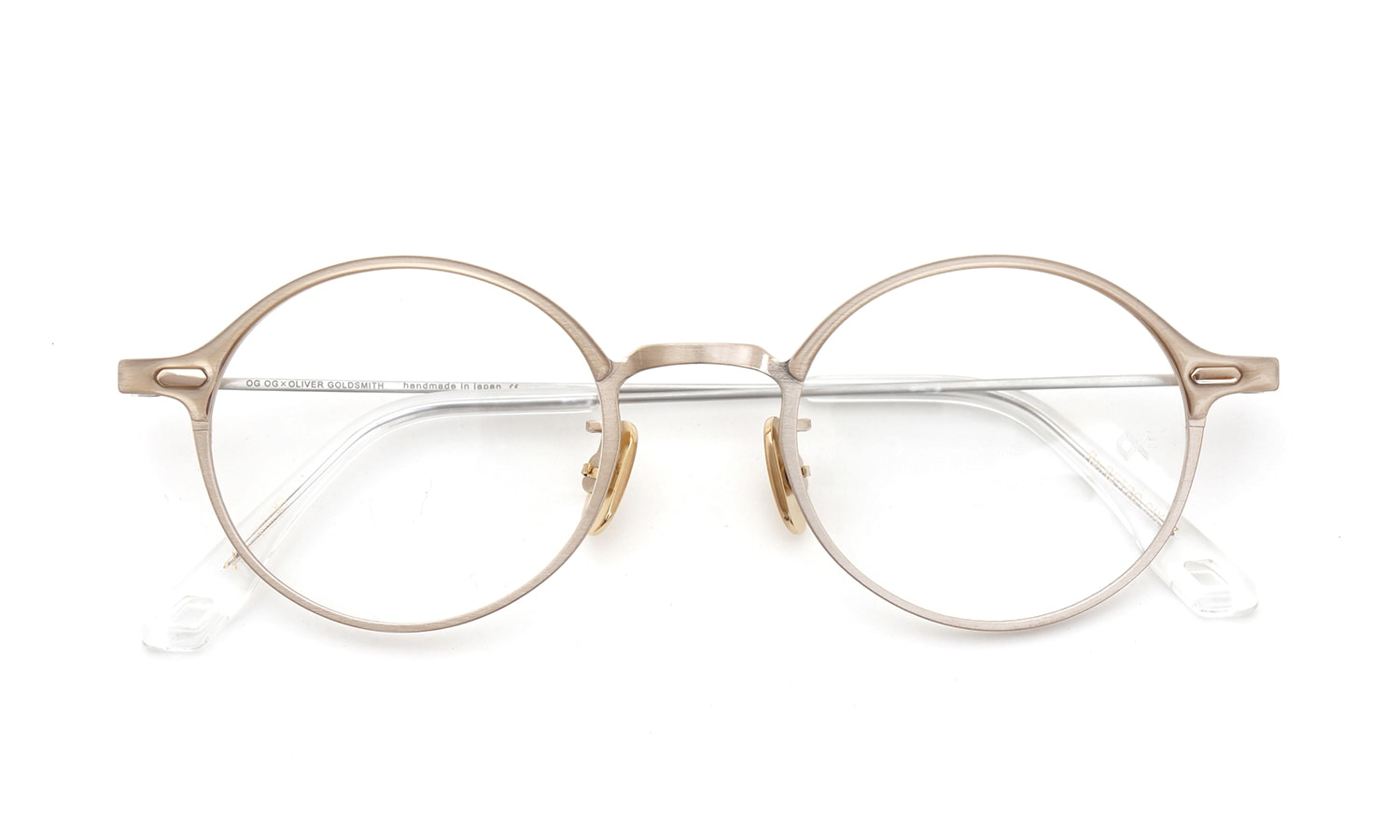 OG × OLIVER GOLDSMITH Re:RETRO SIX 47 リ:レトロシックス 4
