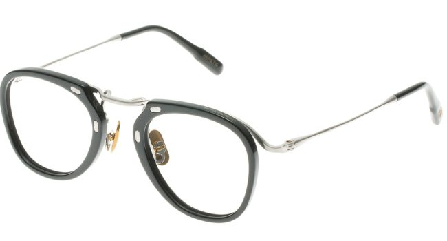 OG × OLIVER GOLDSMITH メガネ HERETIC Col.124 | 2015 f/w