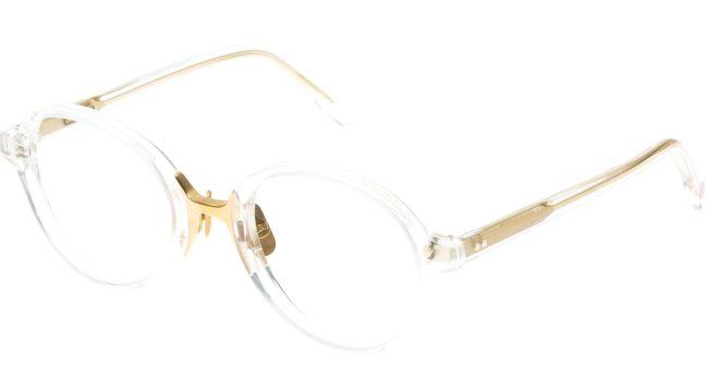 OG × OLIVER GOLDSMITH メガネ MENTOR50 メンター Col.106 | 2015 f/w
