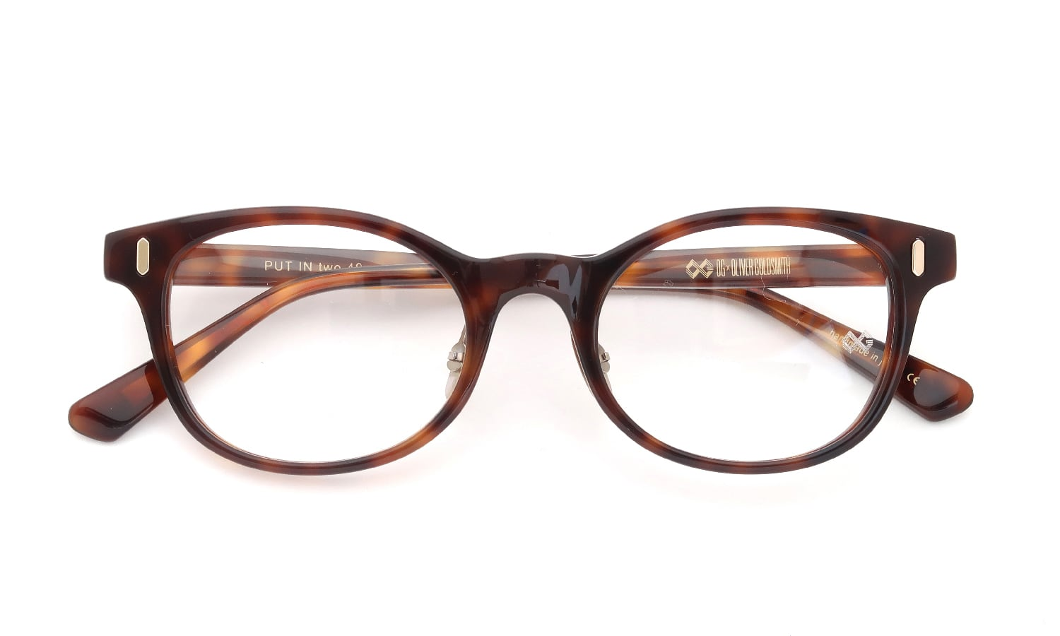 OG × OLIVER GOLDSMITH PUT IN two 49 4