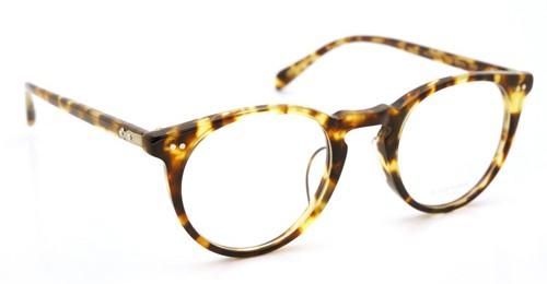 MILLER'S OATH (ミラーズ オース) × OLIVER PEOPLES(オリバーピープルズ) コラボレーション メガネ
