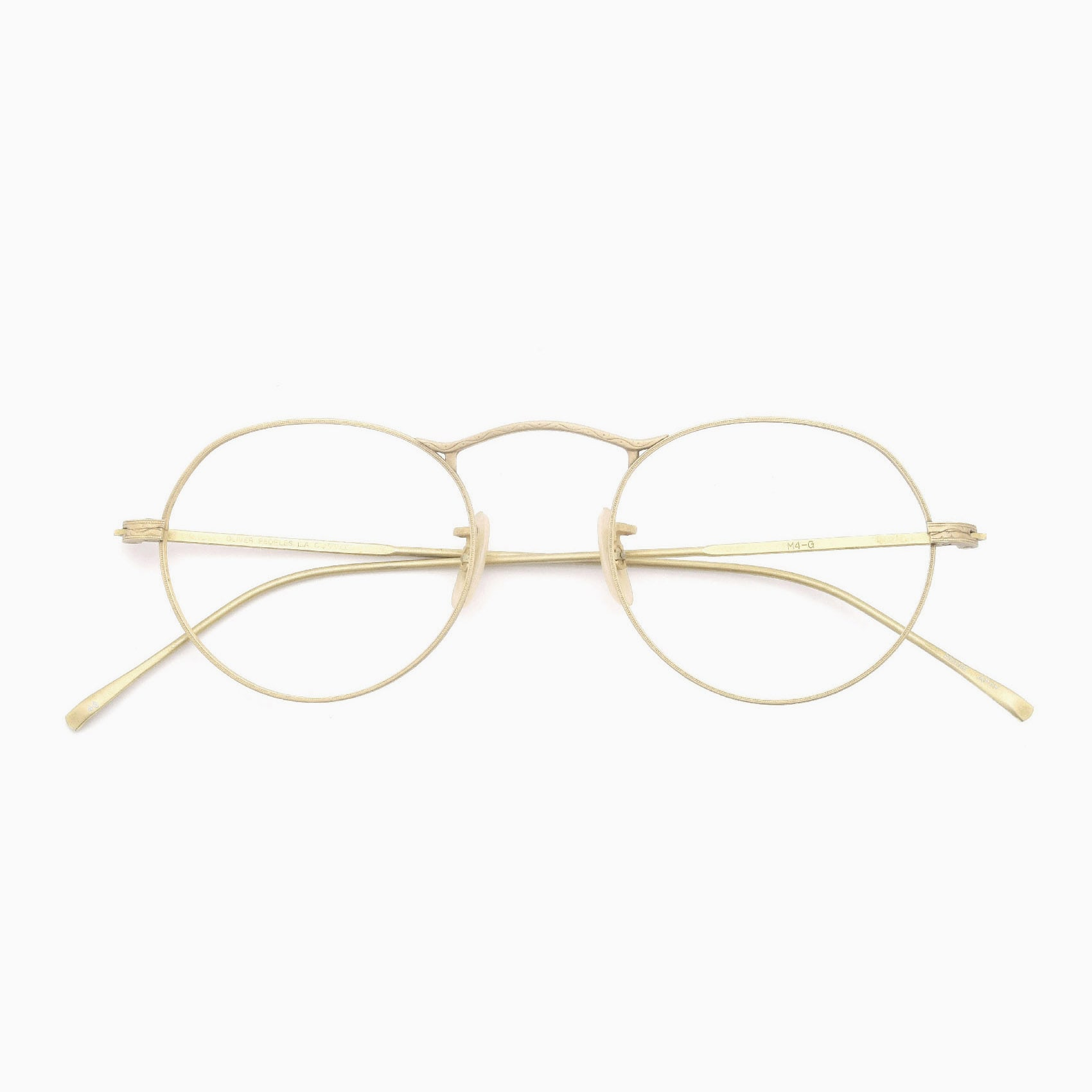 OLIVER PEOPLES 1990s M4 G