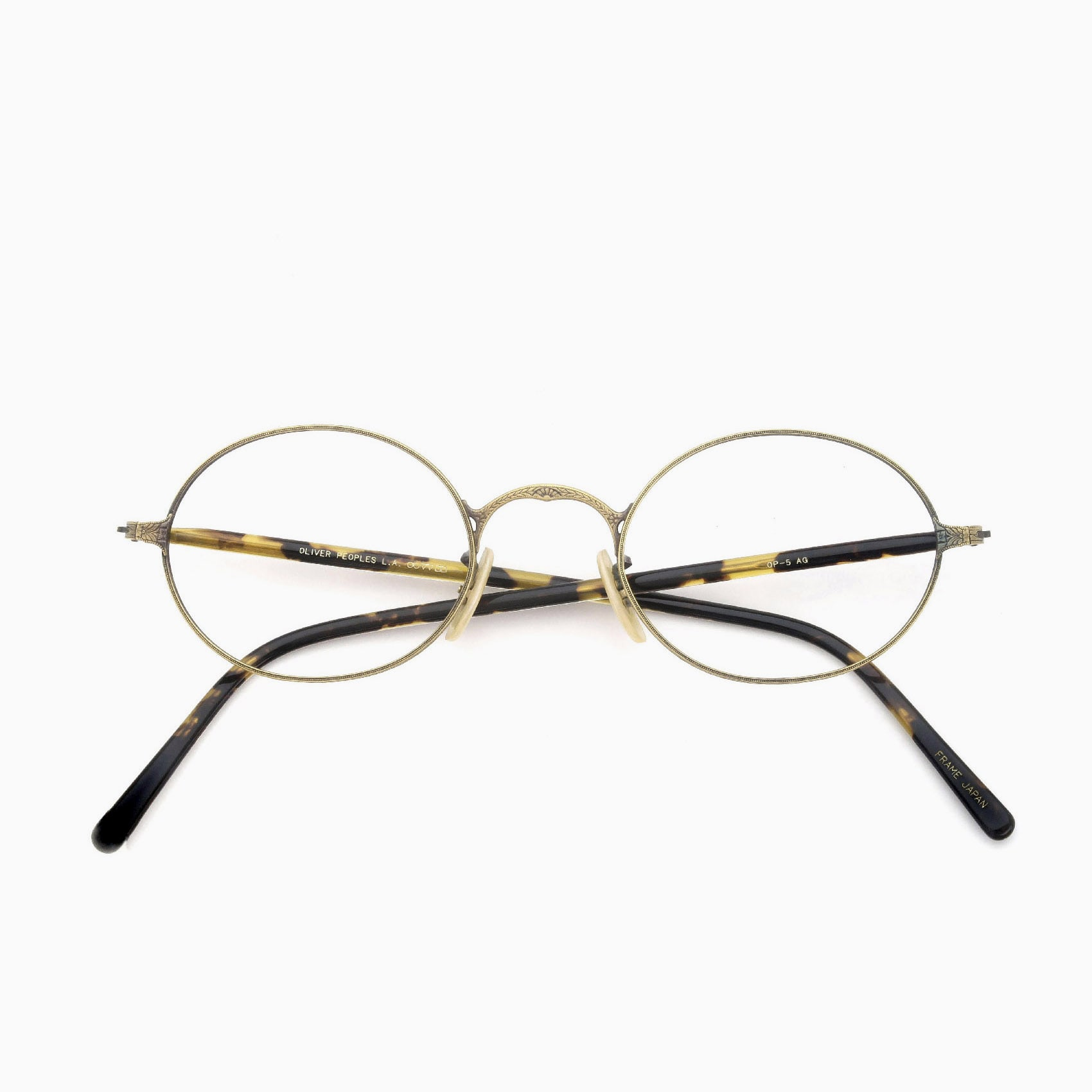 OLIVER-PEOPLES ARCHIVE OP-5 AG