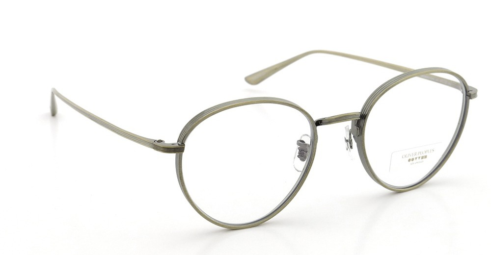 OLIVER PEOPLES × THE ROW BROWNSTONE AG
