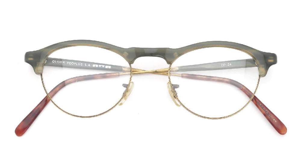 OLIVER PEOPLES 1980s OP-24 NG