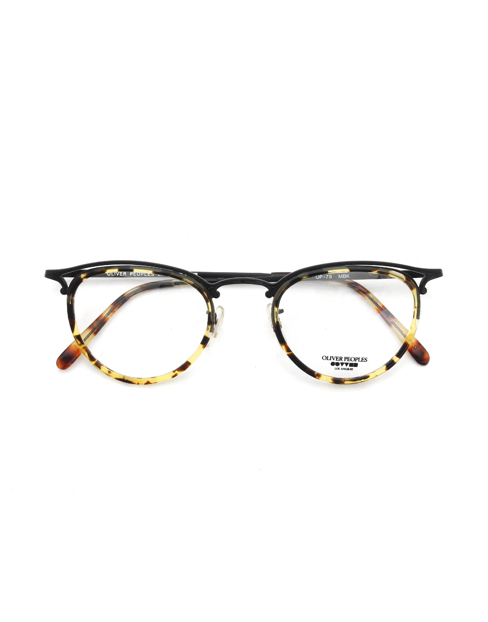 OLIVER PEOPLES archive OP-79 MBK-DTBK