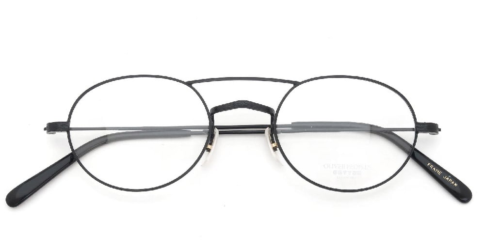 OLIVER PEOPLES Archive August BK