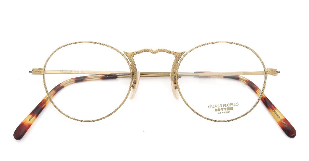 OLIVER PEOPLES Archive 1990's OP-7 G