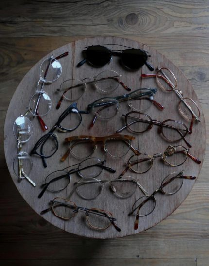 OLIVER PEOPLES 1980s-1990s Vintage-Archive Select