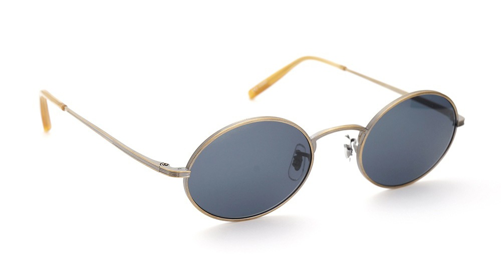 OLIVER PEOPLES × THE ROW EMPIRE-SUITE AG/BL