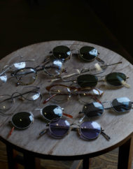 OLIVER PEOPLES 1980s-1990s Vintage-Archive Select vol.2