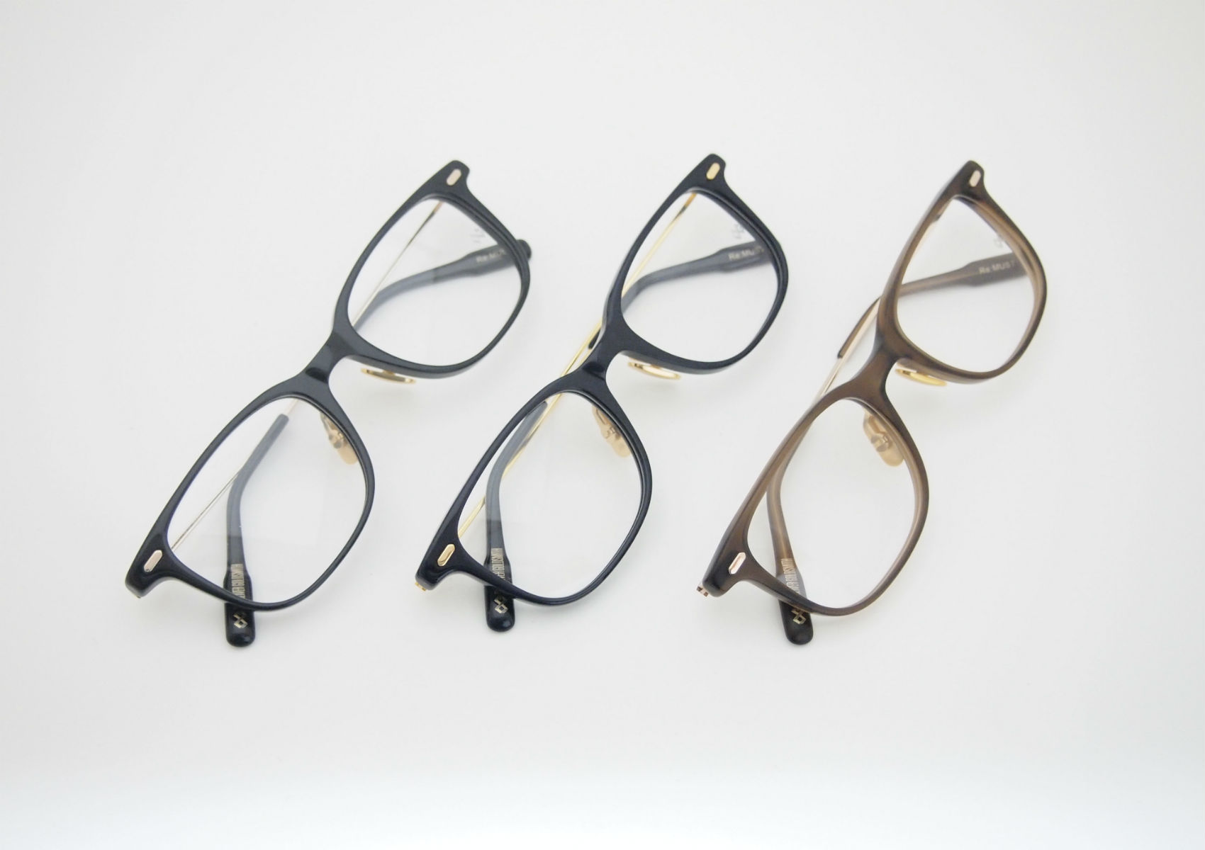 OG×OLIVER GOLDSMITH Re:MUST