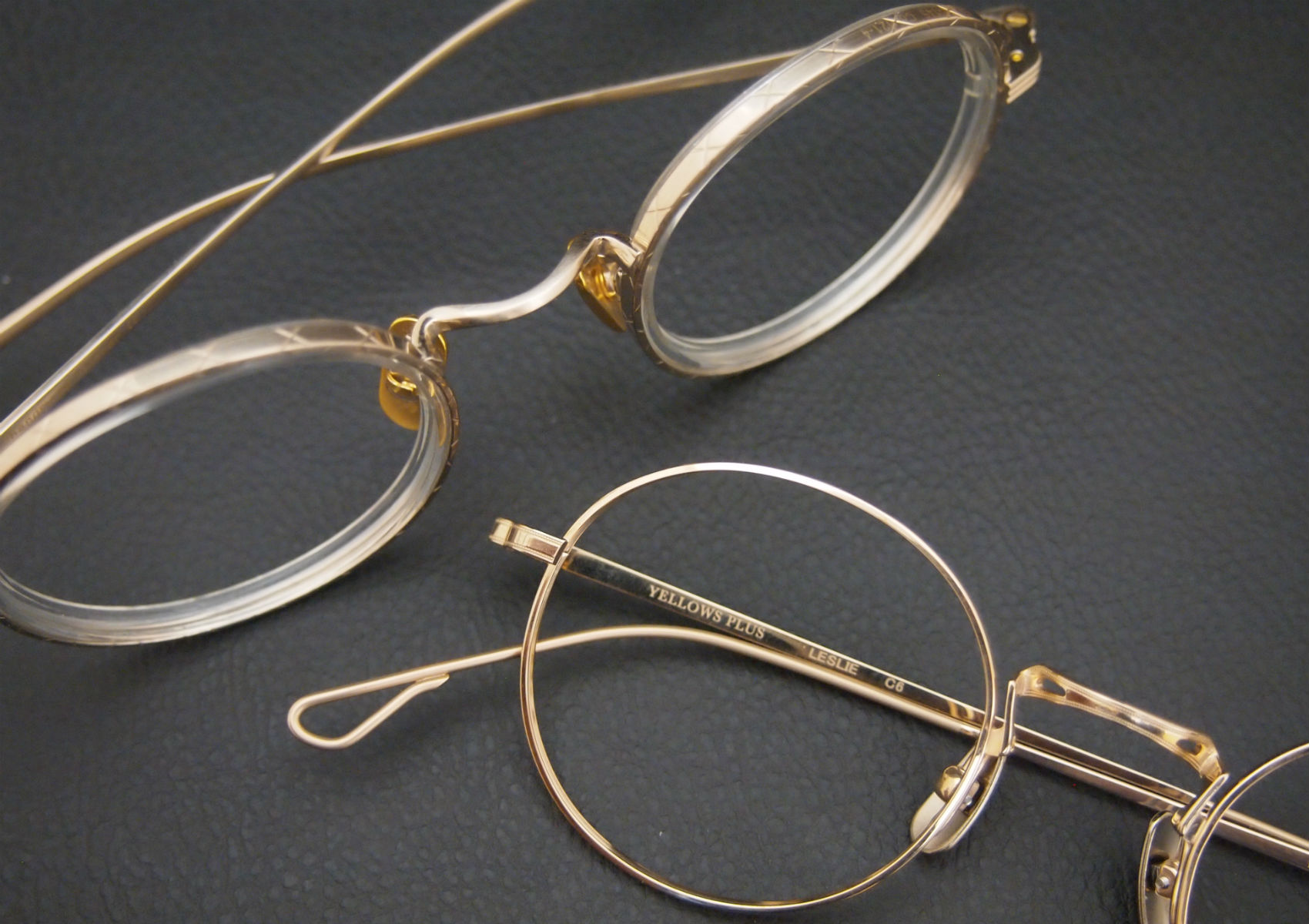YELLOWS PLUS OG×OLIVERGOLDSMITH ホワイトゴールド