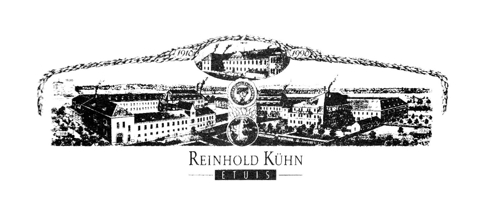 REINHOLD KÜHN / ラインホルト キューン
