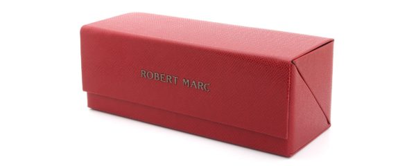 ROBERT MARC ロバートマーク 2P-LEATHER-CASE col.RED