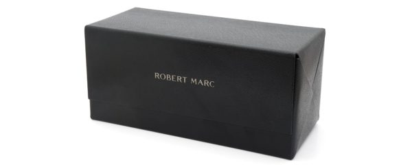 ROBERT MARC ロバートマーク 4P-LEATHER-CASE col.BLACK