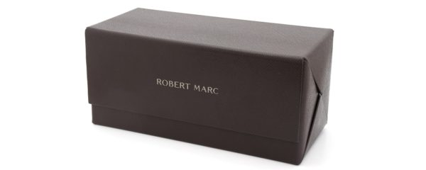 ROBERT MARC ロバートマーク 4P-LEATHER-CASE col.BROWN