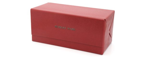 ROBERT MARC ロバートマーク 4P-LEATHER-CASE col.RED
