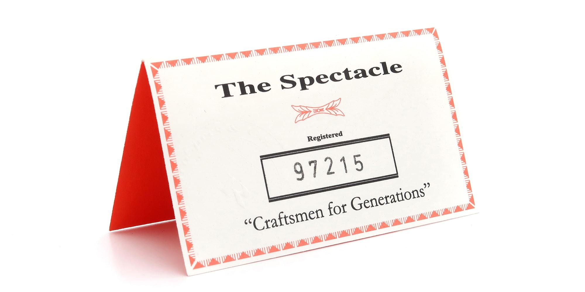 The Spectacle メガネ 1938-1950s SHURON Mid-Century-Modern-Bar SHURSET RIMWAY FUL-VUE 1/10 12KGF イメージ7