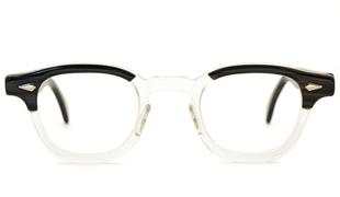 TART OPTICAL vintage [ARNEL BLACKWOOD-CLEAR 42/24]