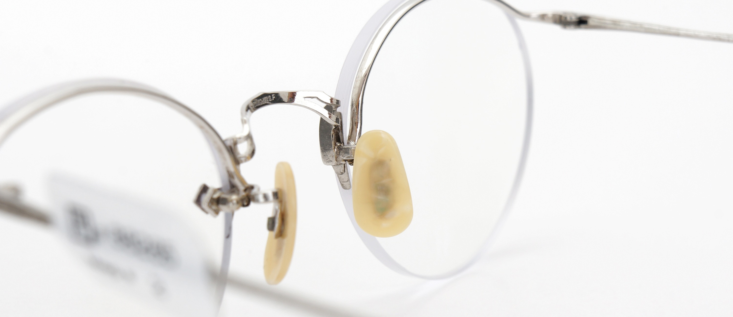 The Spectacle メガネ 1938 American Optical Numont Ful-Vue P-6 WG 45-23 イメージ11