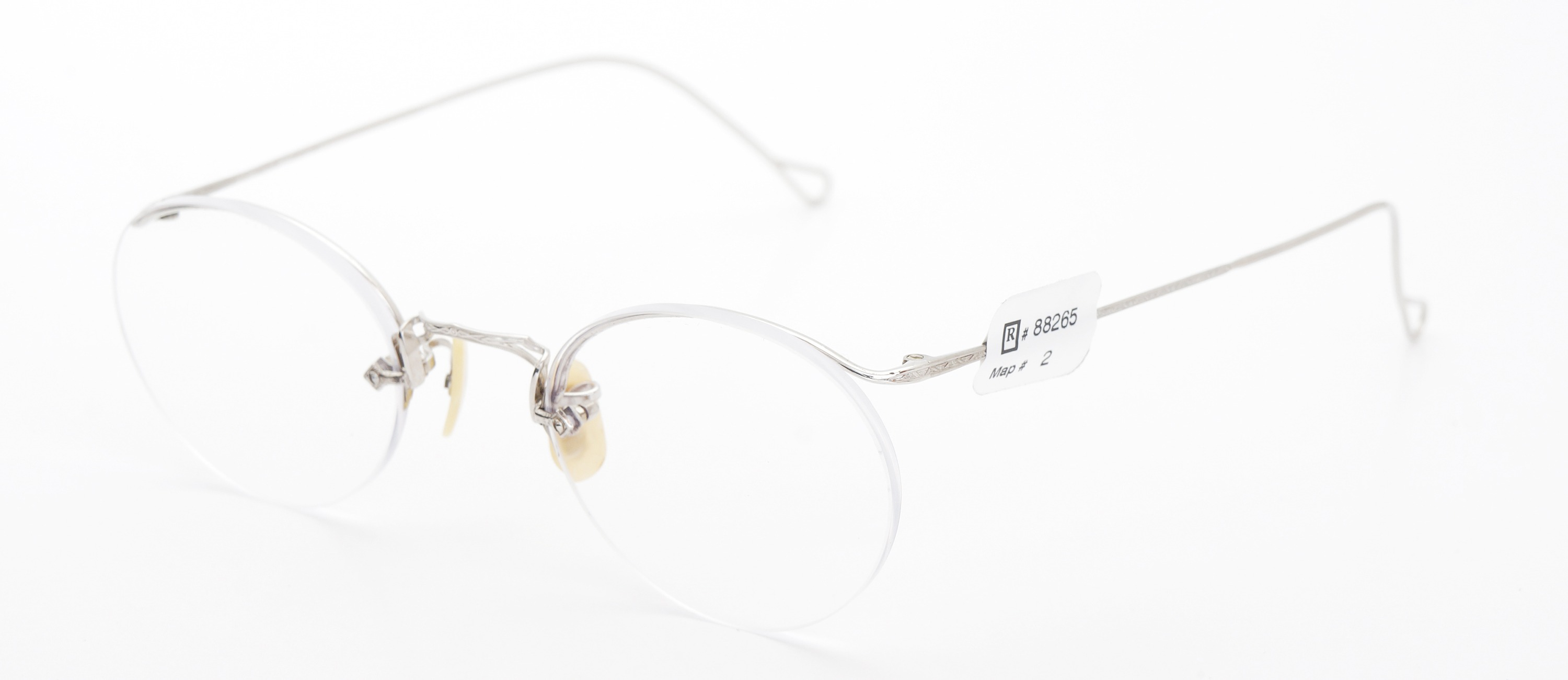 The Spectacle メガネ 1938 American Optical Numont Ful-Vue P-6 WG 45-23 イメージ3