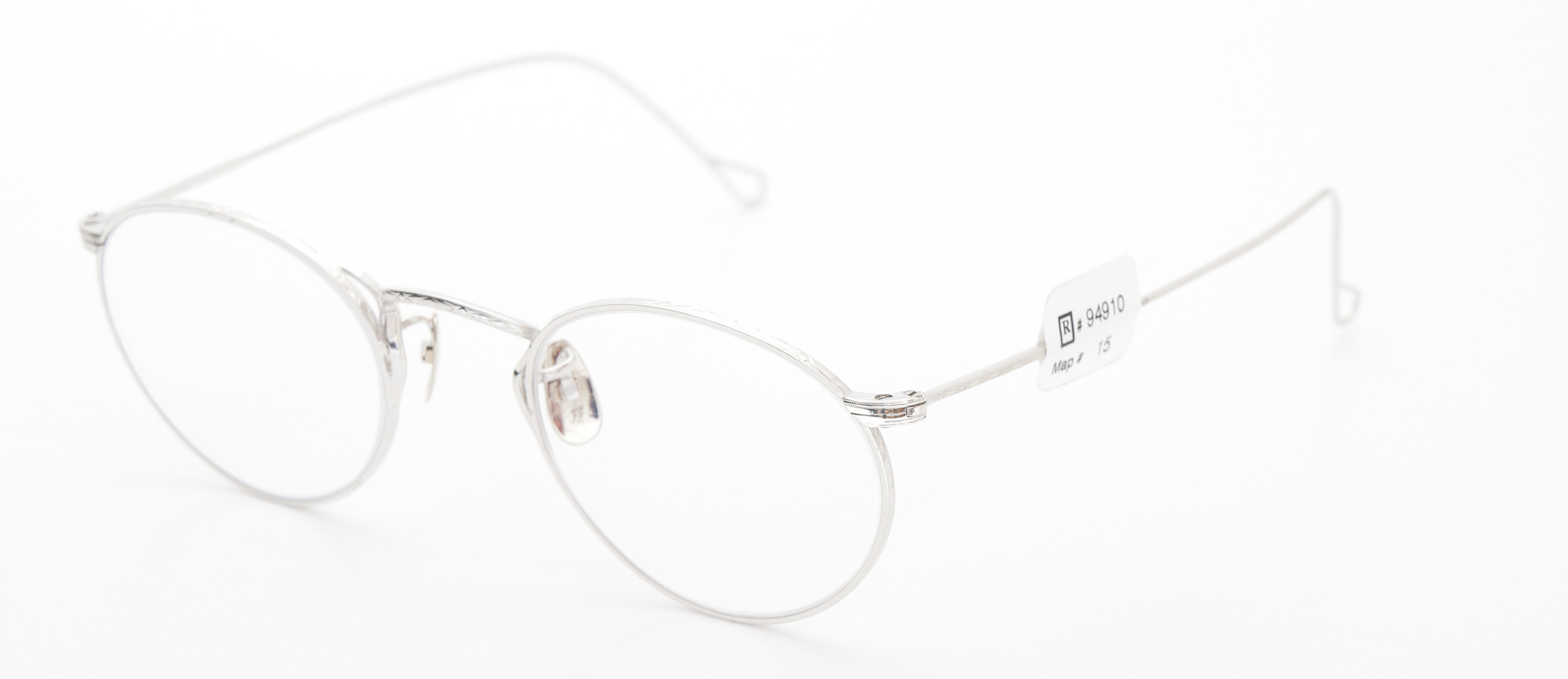 The Spectacle メガネ 1937 Artcraft Optical The-Artbit NOKOROD P-6 WG 12kPads 45-21 イメージ3