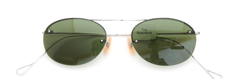 The Spectacle サングラス 1938-1950s SHURON Mid-Century-Modern-Bar 1/10 12KGF 44/20 イメージ
