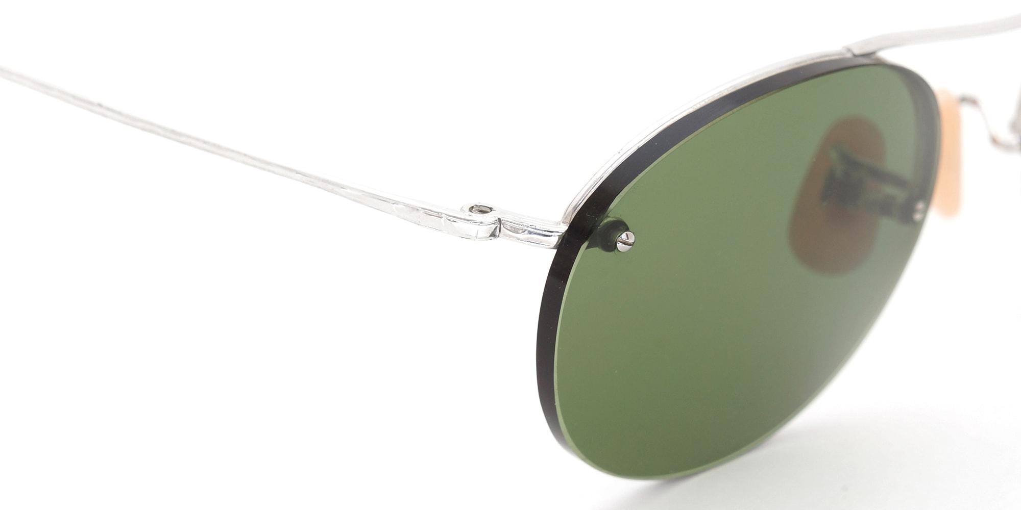The Spectacle サングラス 1938-1950s SHURON Mid-Century-Modern-Bar 1/10 12KGF 44/20 イメージ6