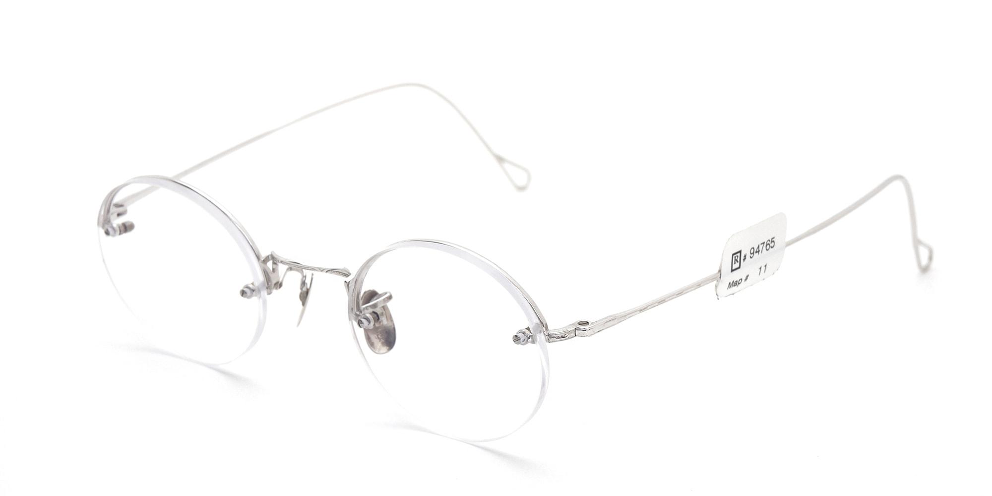 The Spectacle メガネ 1942年 SHURON Rimway Ful-Vue 1/10 12KGF 42-Long 2