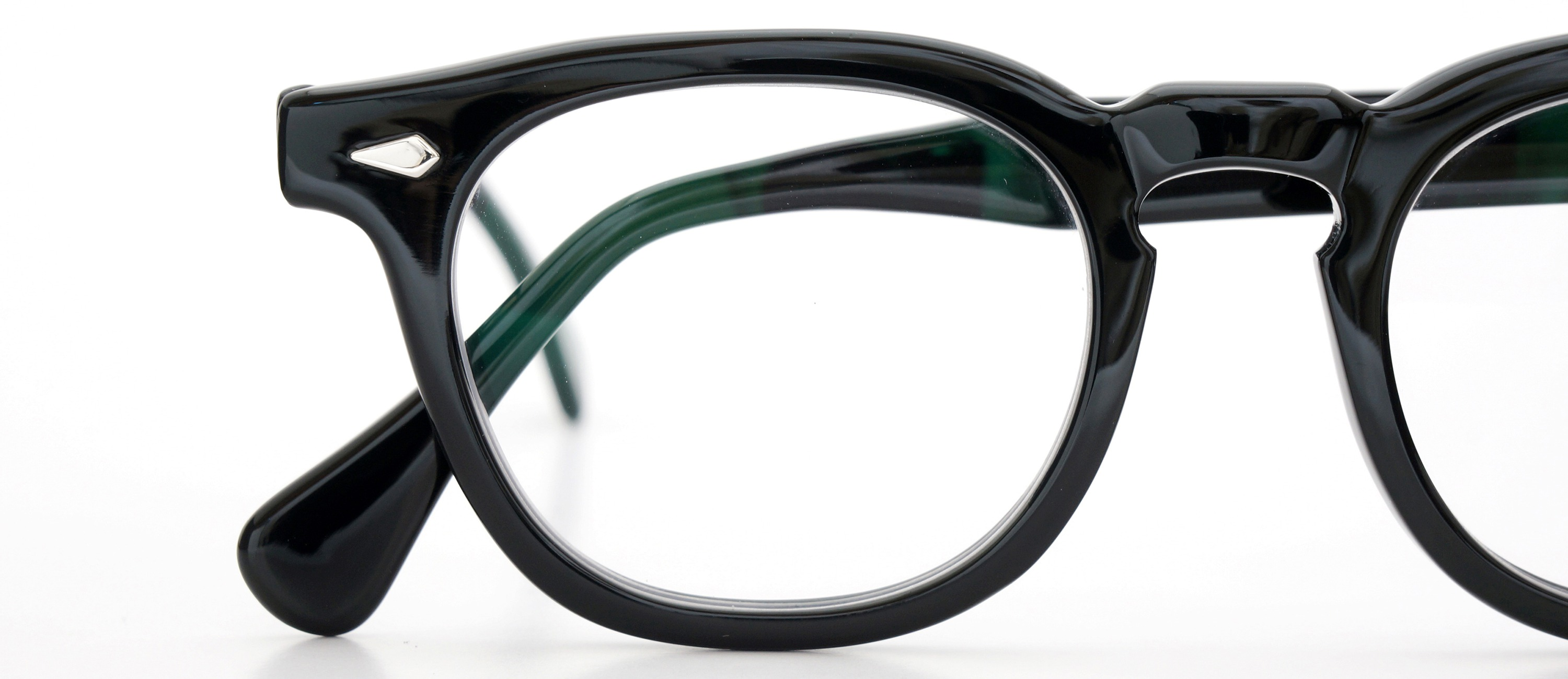 The Spectacle メガネ 1950s-70s TART OPTICAL ARNEL(FRAME USA) BLACK 48-22 イメージ17