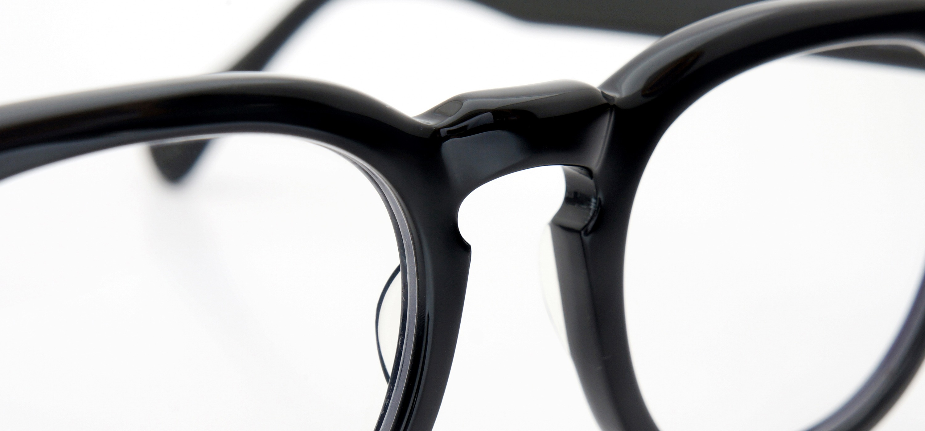 The Spectacle メガネ 1950s-70s TART OPTICAL ARNEL(FRAME USA) BLACK 48-22 イメージ7