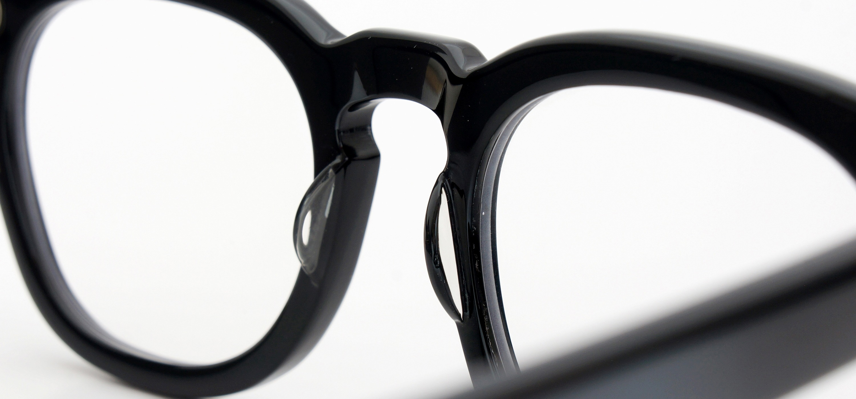 The Spectacle メガネ 1950s-70s TART OPTICAL ARNEL(FRAME USA) BLACK 48-22 イメージ9