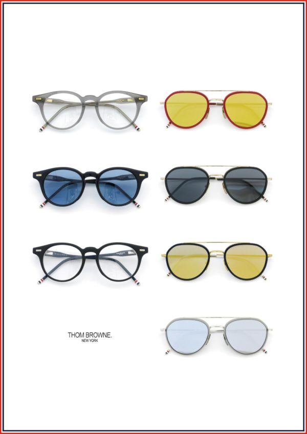 THOM BROWNE eyewear トムブラウン アイウェア 2014ss