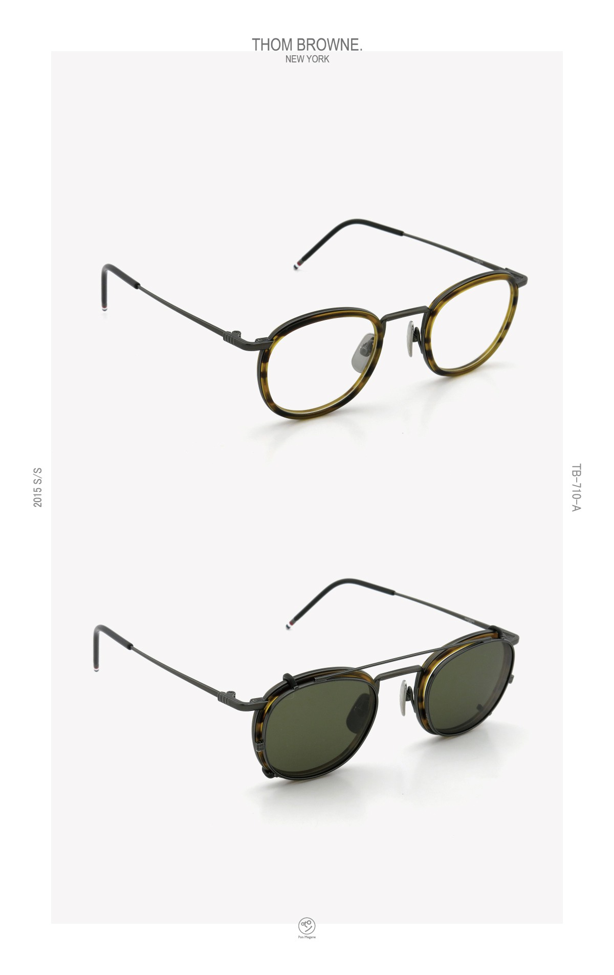 THOM-BROWNE_2015ss_TB-710-A-BLK-WLT_46size_post-ponmegane