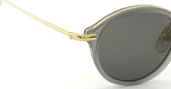 THOM BROWNE. TB-011-G GRY/18kGLD 46size image