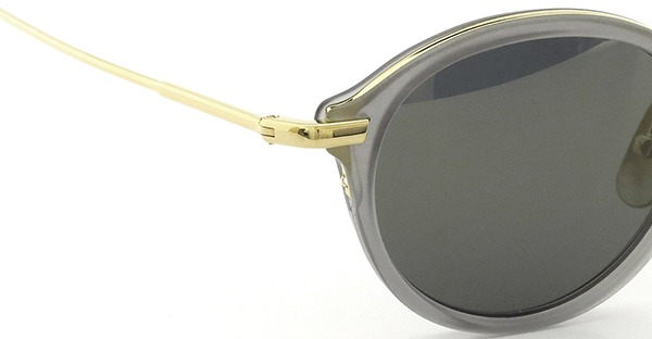 THOM BROWNE. TB-011-H GRY/18kGLD 49size image