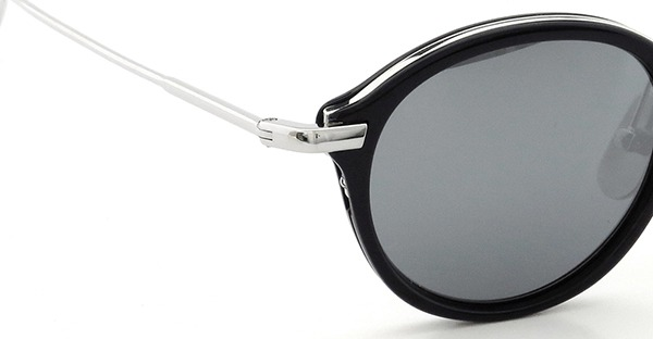 THOM BROWNE. TB-011-H-T NVY/SLV 46size image