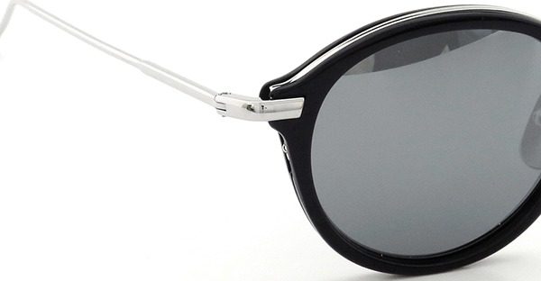 THOM BROWNE. TB-011-H NVY/SLV 49size image